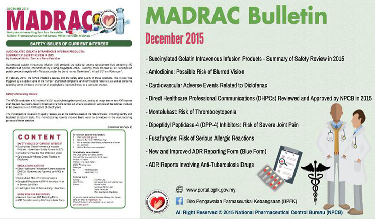MADRAC Dec 2015